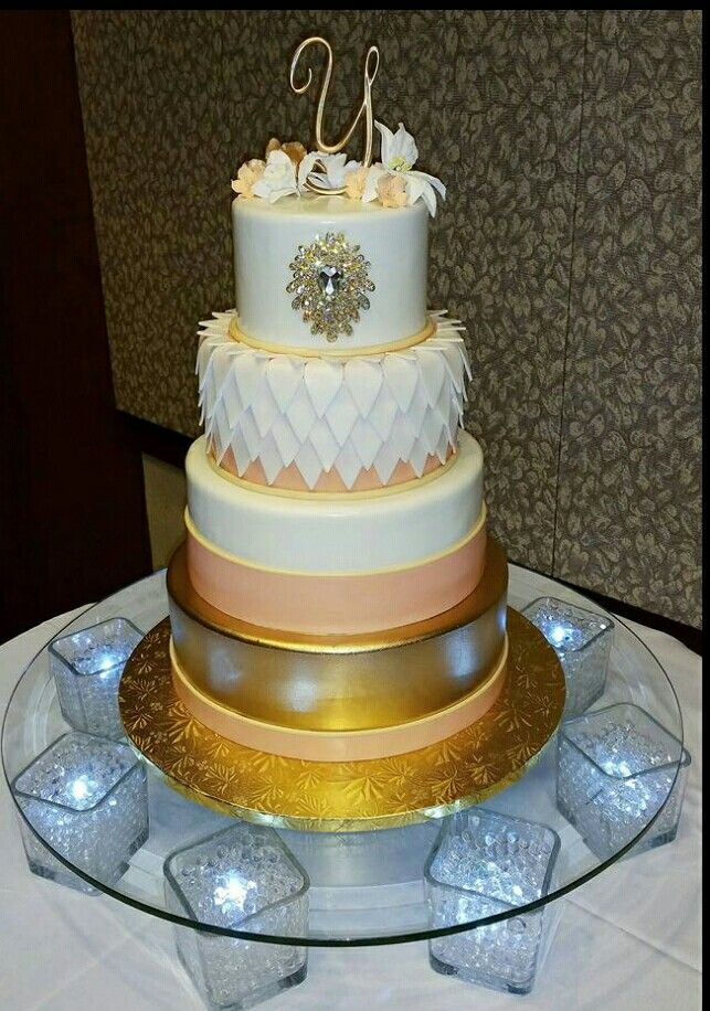 Custom Wedding Cakes from cakes2at