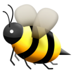 Honeybee Emoji U 1f41d Emojis Emoticonos Dibujos Bonitos