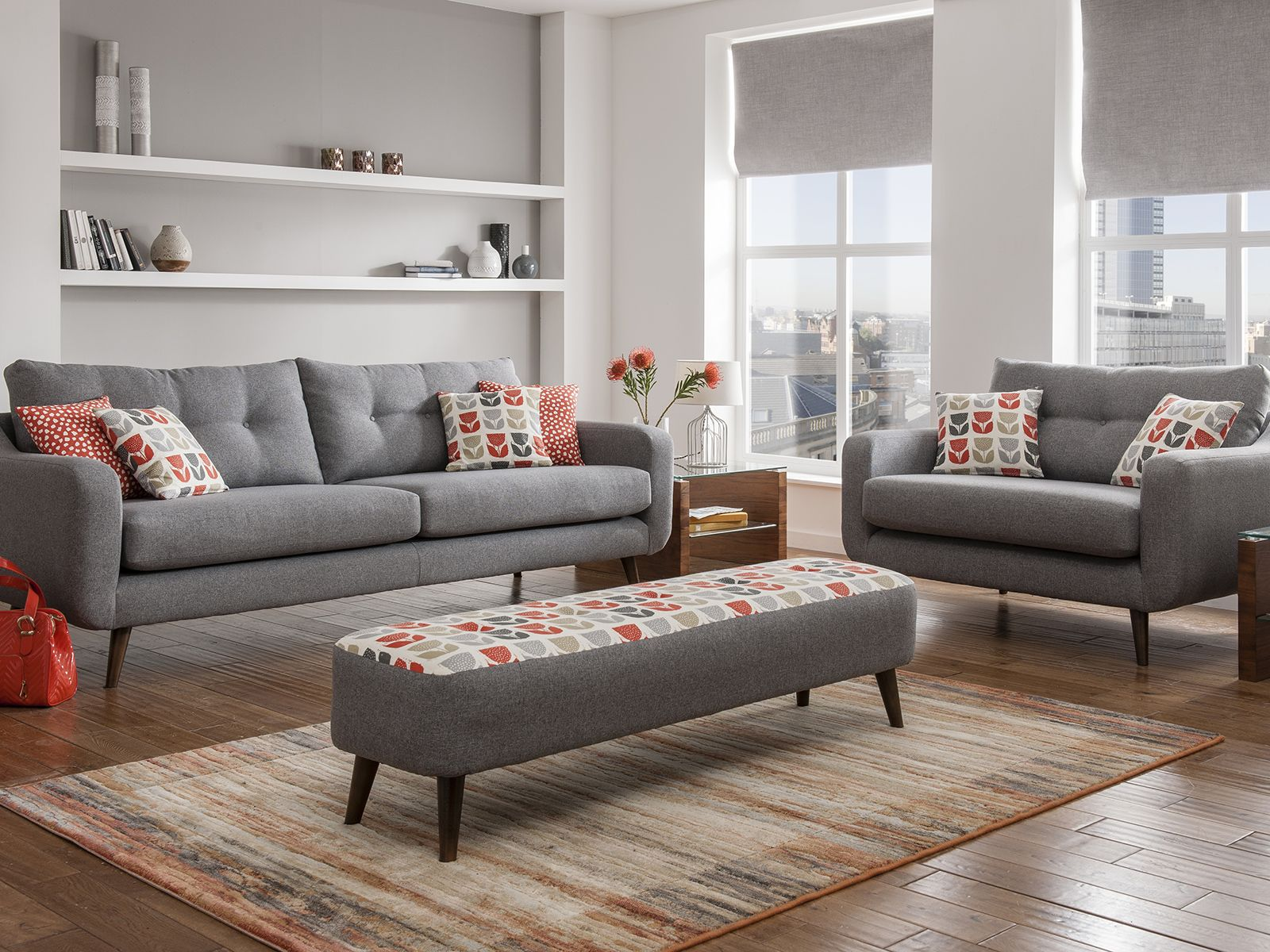 sofa retailers birmingham theater reclining sofas biba 3 seater type a retro pinterest