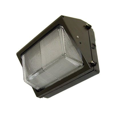 Led Wall Pack 400w Equivalent 120w Led Green Light Depot