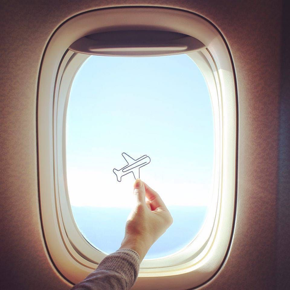 Ana On Instagram クリップ 機内 飛行機 文房具 機窓 Stationery Airplane Inflight Fly Ana旅 Ana Jp Airplane Photography Airplane Window Airport Travel