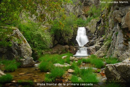 La Ruta De Las Cascadas Del Purgatorio Cascadas Rutas De Senderismo Senderismo Madrid