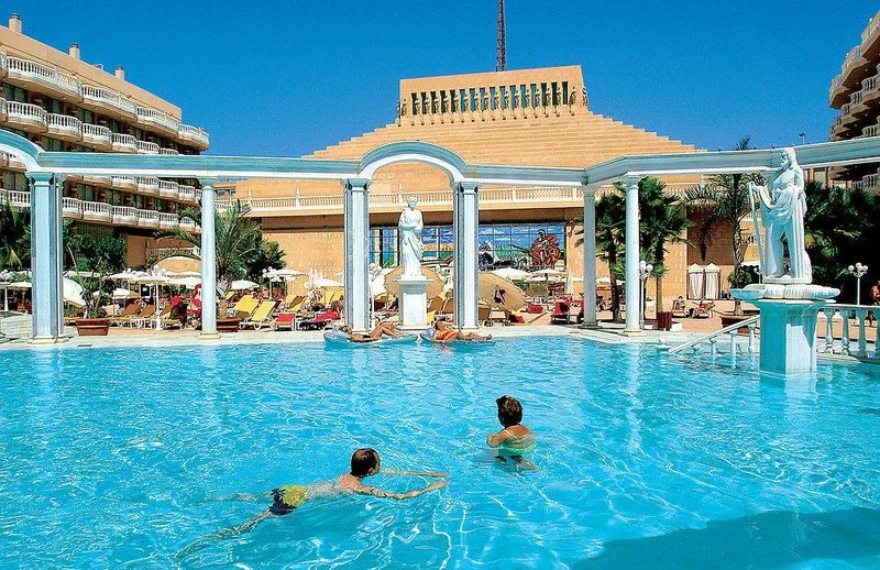 Cleopatra Palace In Playa De Las Americas Hotels Kanaren Reisen