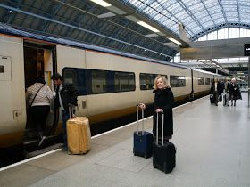 Tours and adventures by train in the UK. Long and short railway journeys in Britain and Europe describing varied scenery and destinations.