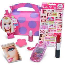 Barbie All Doll'd Up Party Favor Box (papers goods means no hassle) - Linda Kaye's Partymakers
