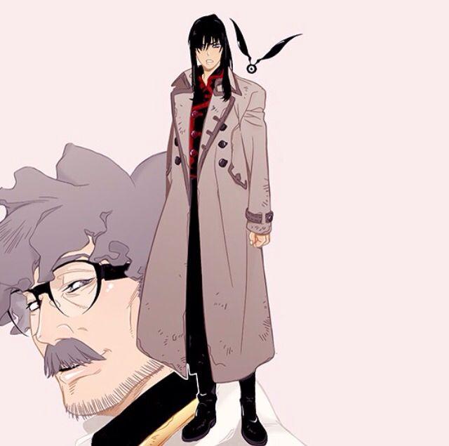 Kanda Yuu & Froi Tiedoll | † D. Gray-Man † | D gray man, D ...