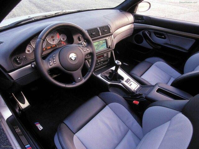 Bmw E39 M5 Interior Bmw M5 Bmw Bmw E39 Touring