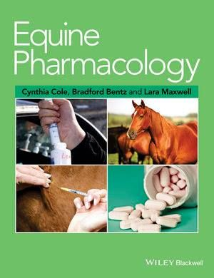 Veterinary Ebook Equine Pharmacology Clinica