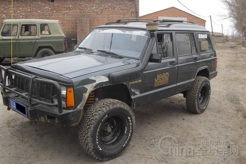1999年 北京吉普213 4.0手动 Jeep cherokee xj, Jeep cherokee, Jeep