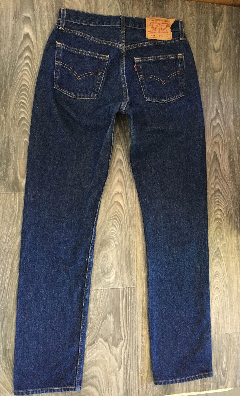 316865b4e Levis 501 Denim Jeans Vintage 80s High Waist Wedgie Fit Light Wash Style  Fashion Indigo Dark Wash Size 29 x 33 1/2 Pants USA Made Women's by  sweetVTGtshirt ...