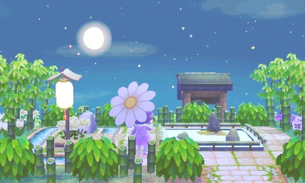 Zen Garden Animal Crossing Animal Crossing Qr Garden Animals