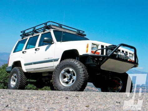 Project Jr 2 0 1999 Jeep Cherokee Sport Jp Magazine Jeep