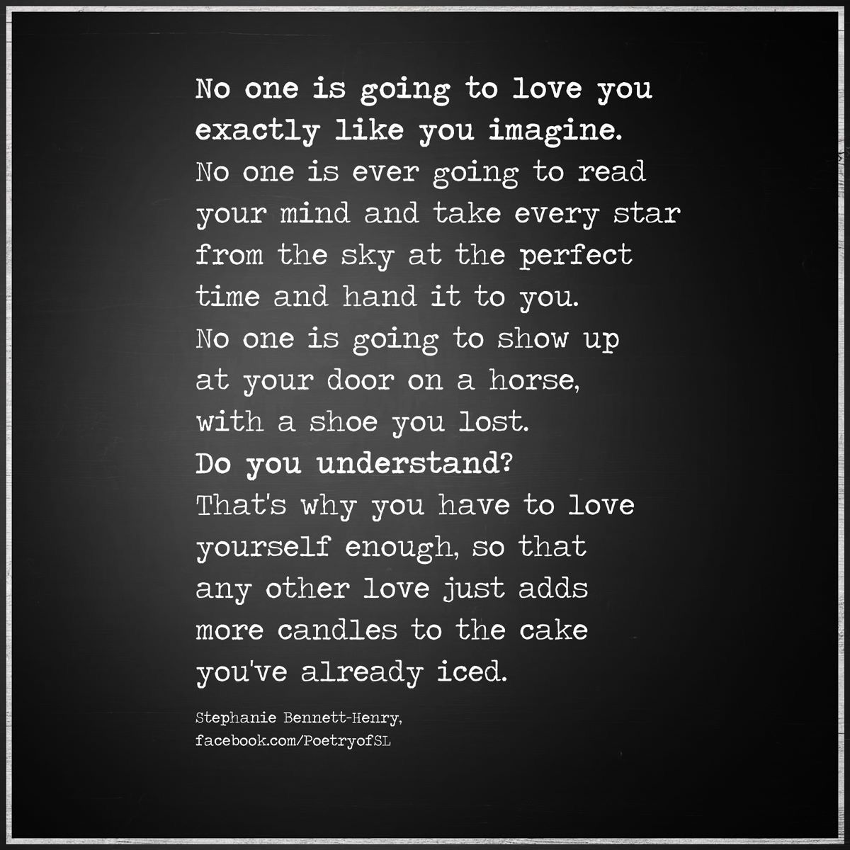 love yourself. | Love life quotes, Love quotes, Love ...