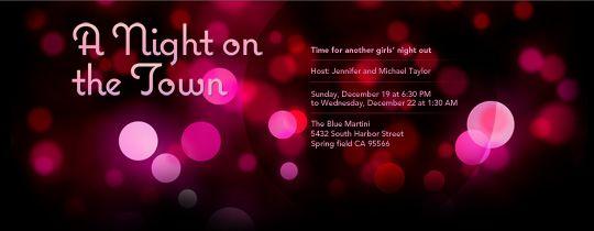Bachelorette Party free online invitations Work – Free Online Bachelorette Party Invitations