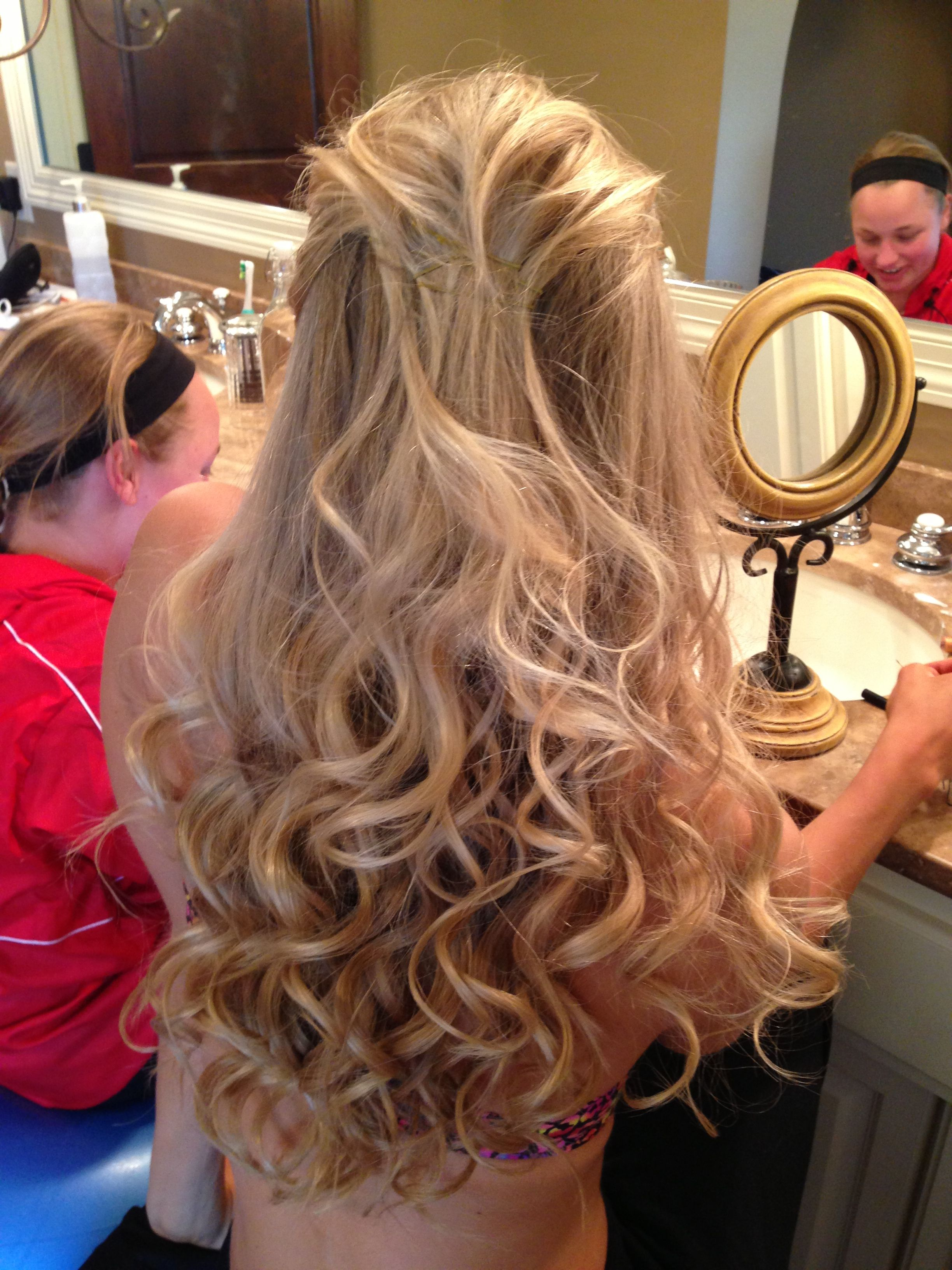 Prom hairstyle homecoming hairstyle hairstyle hair hair