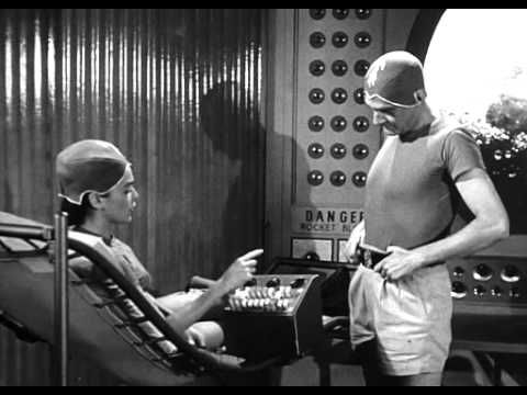 Project Moonbase (1958) - complete movie
