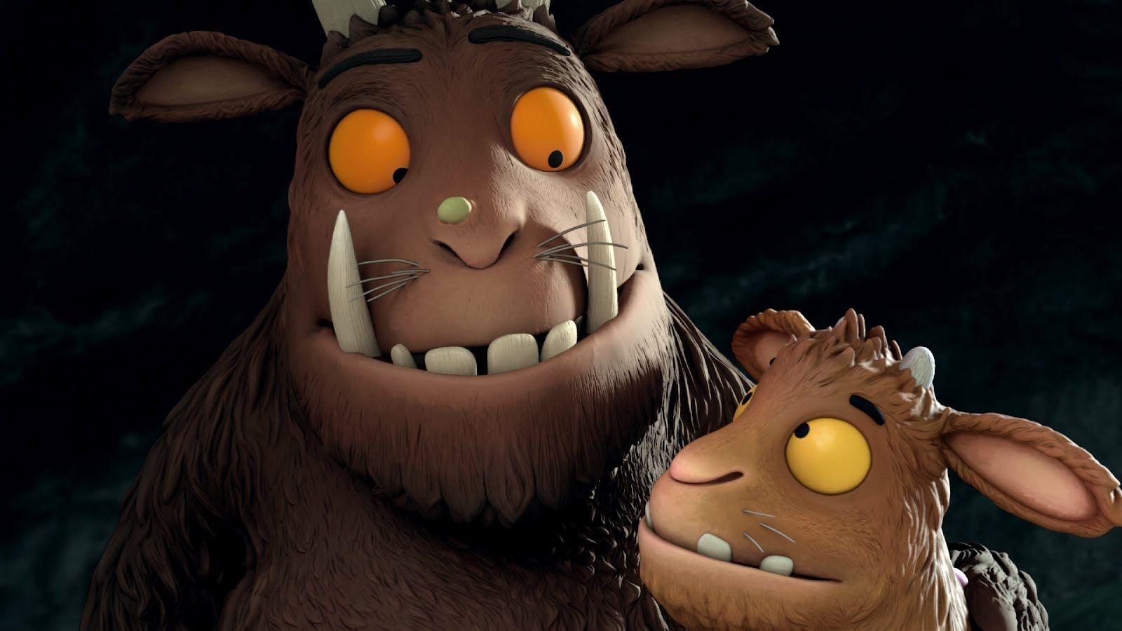 The Gruffalo's Child Animation