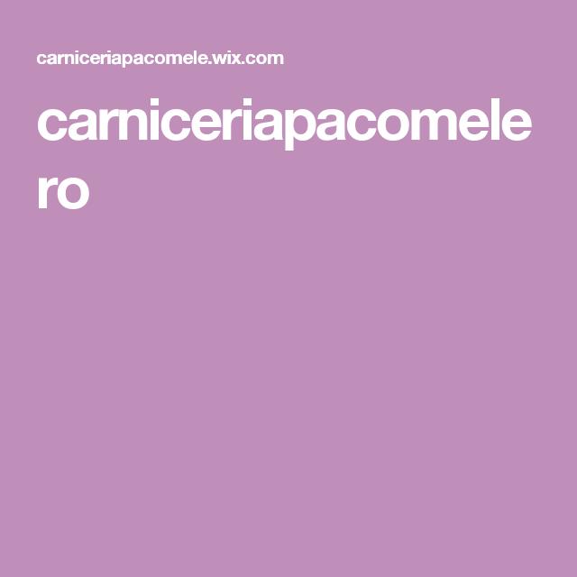 carniceriapacomelero
