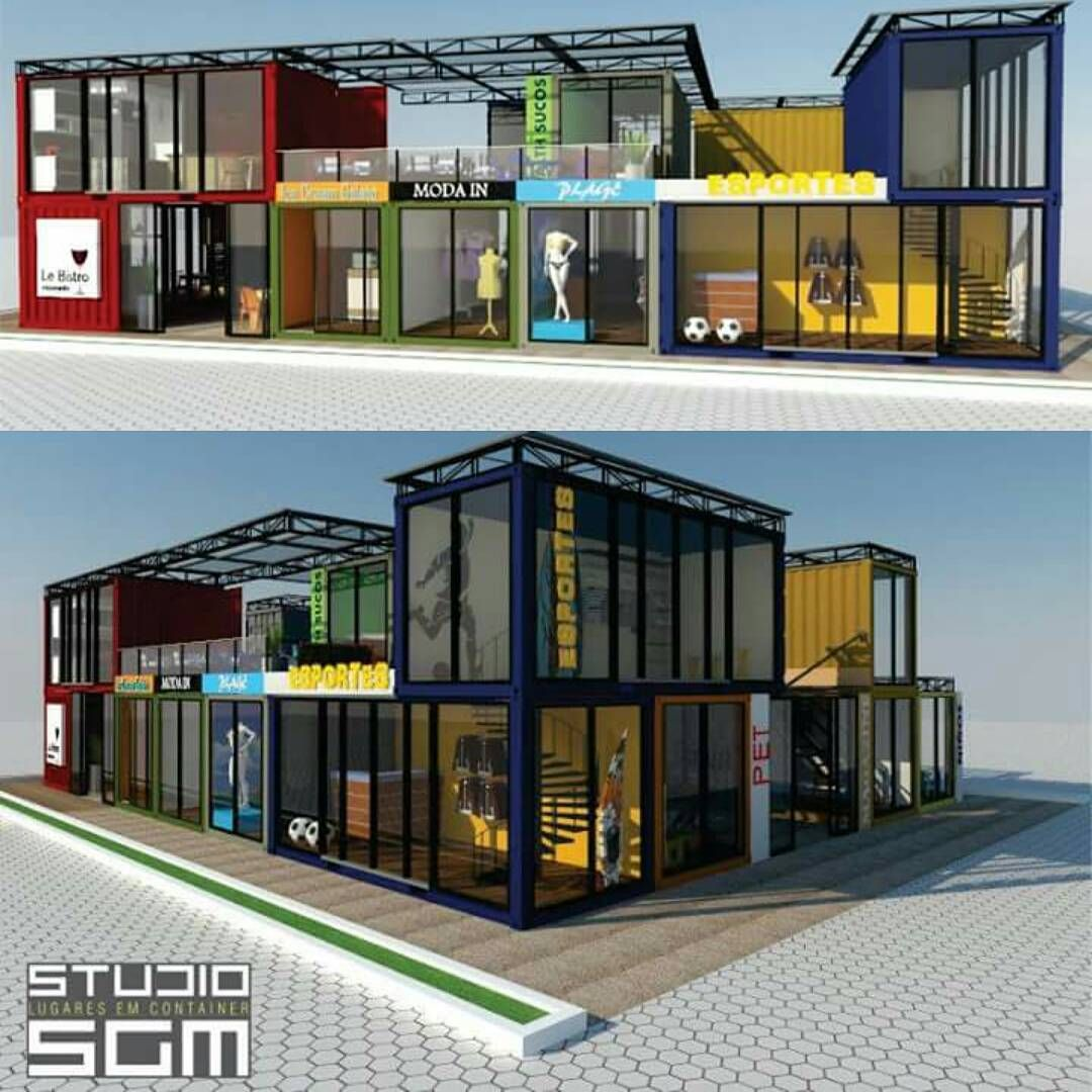 Office Shop: Pin By Joe Austin On Container Homes