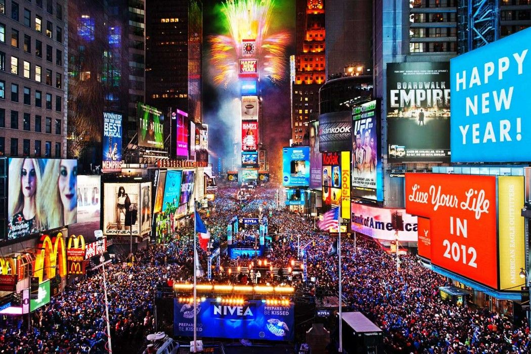 10 Best Places To Celebrate New Year S Eve