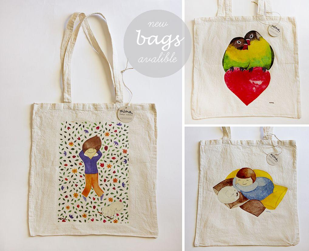 mateja lukezic: New Bags Avalible