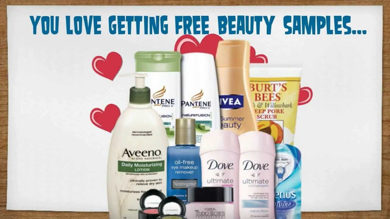 Free Beauty Samples Makeup