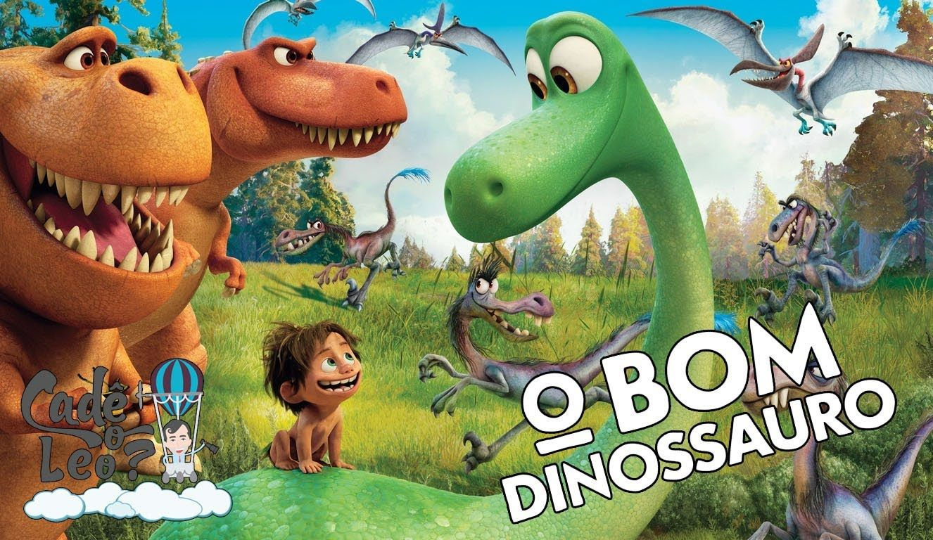O Bom Dinossauro Filme Completo Dublado Em Portugues O Bom
