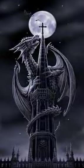 steeple climber dragon