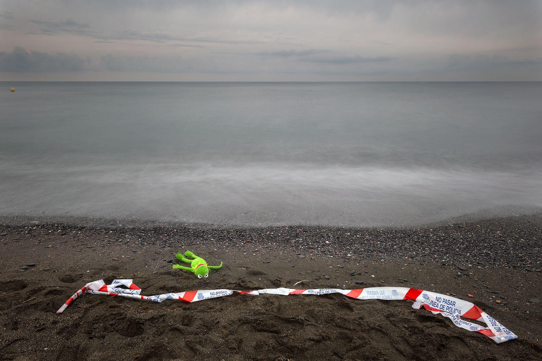 Asesinato a orillas del Mediterráneo