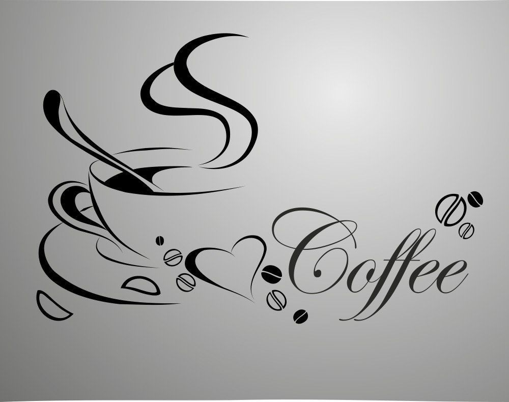ADESIVI tema caffè