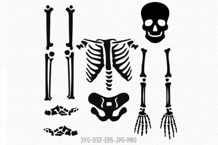 Halloween Skull-svg,dxf-rhinestone template-digital cutting file-instant download