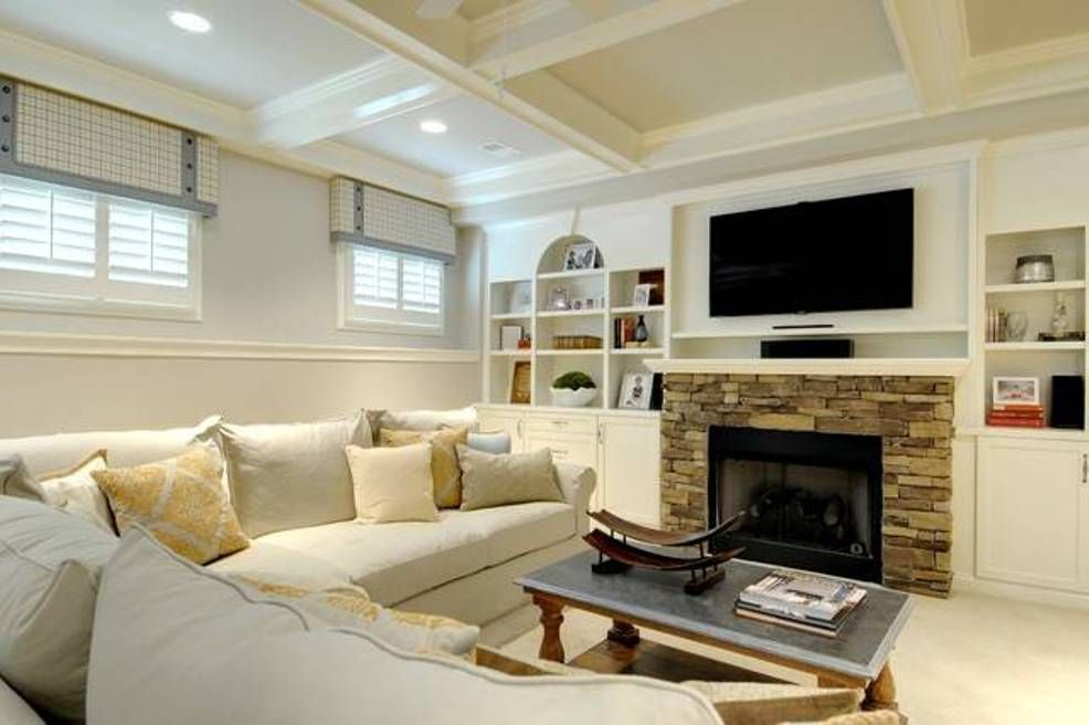 Home Design And Decor Window Treatment Ideas For Basement Windows Magnificent Basement Window Treatment Ideas