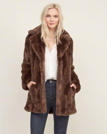 Military Twill Shirt Jacket | Jackets, Faux fur jacket and Fur jackets