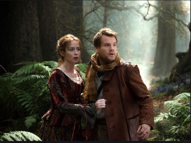 This is a pictures from the Disney movie, Into The Woods. Doctor Who fans will recognize him. It's CRAIG!