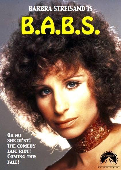 Barbra Streisand Meme Baps Babs Comedy Movie Barbra Streisand