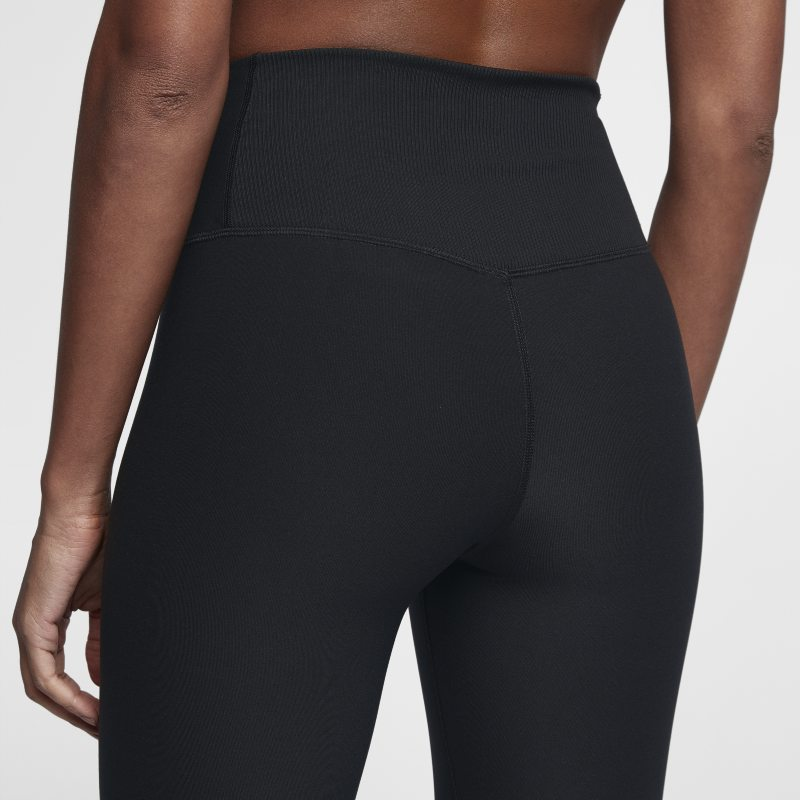 1ca4aff0f3029 Nike Sculpt Hyper Women's High-Rise Training Crops - Black ...