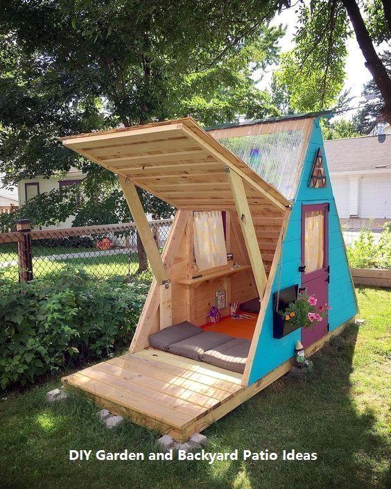 Amazingly Creative Diys For You Patio Garden