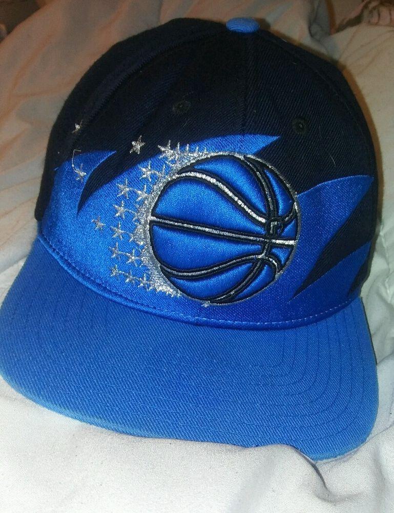 Mitchell And Ness Orlando Magic Hardwood Classics Snapback Hat