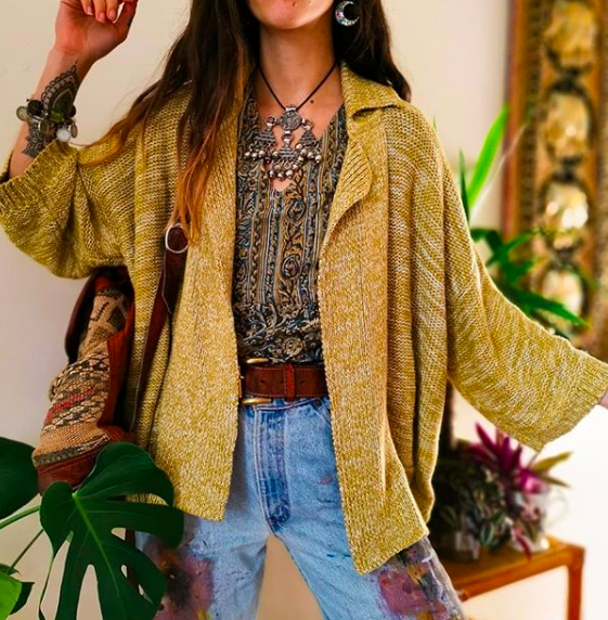 Photo of Knits, Funky Shirts, One-off, Vintage and Thrifted Clothing