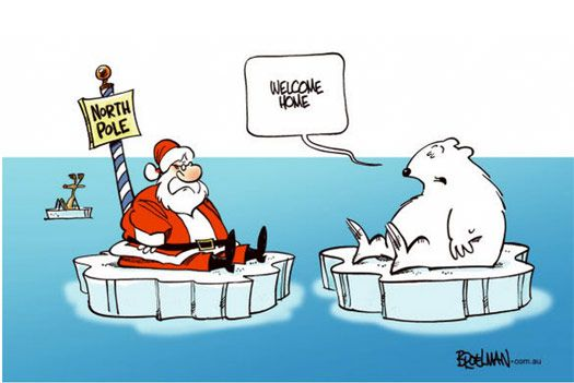 Image result for climate change cartoon