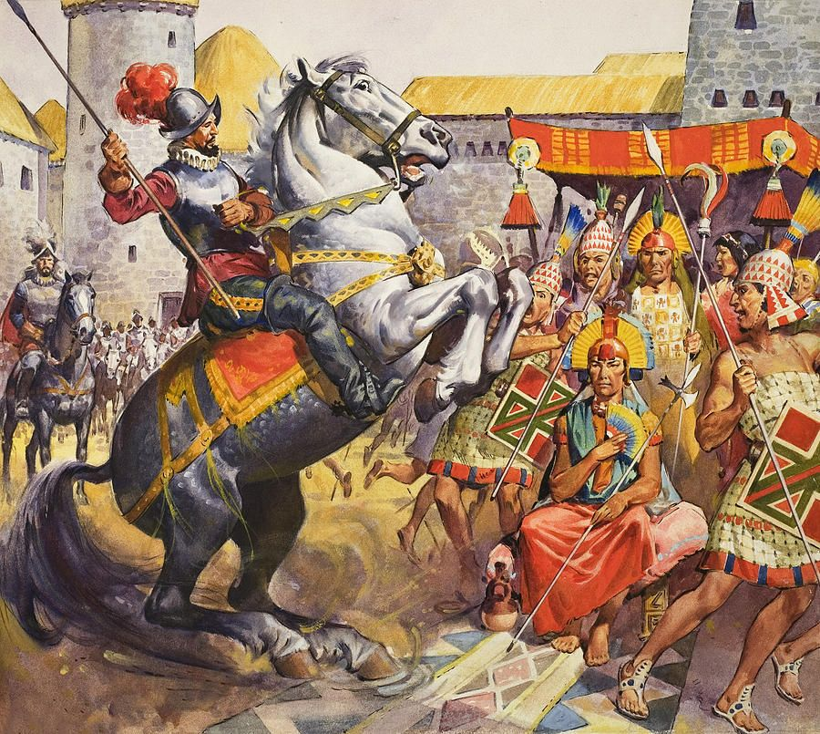 the conquest of peru essay Access to over 100,000 complete essays and term papers  the spanish conquerors of mexico and peru in the 16th century  the conquest of mexico in the early 16th .