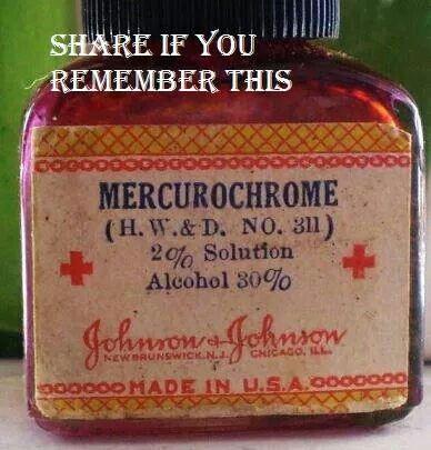 mecurochrome