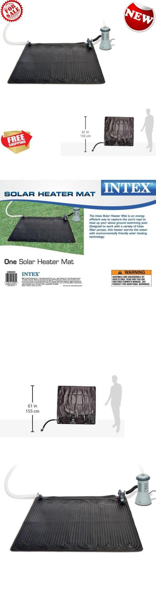 Pool heaters and solar panels 42239 intex solar heater mat above pool heaters and solar panels 42239 intex solar heater mat above ground swimming pool compatible sciox Gallery