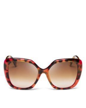 a96869e5a59ba Fendi Oversized Sunglasses