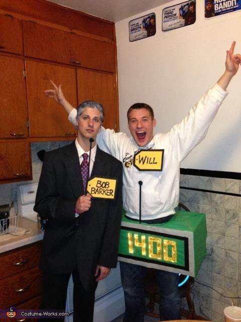 Price Is Right Costume | Homemade costumes and Costumes