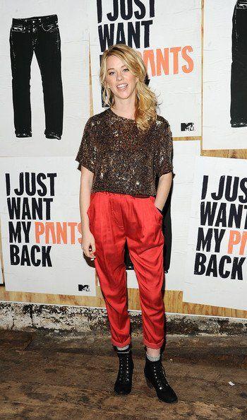 Kim Shaw at I JUST WANT MY PANTS BACK premiere. Brooklyn, NY. 2012