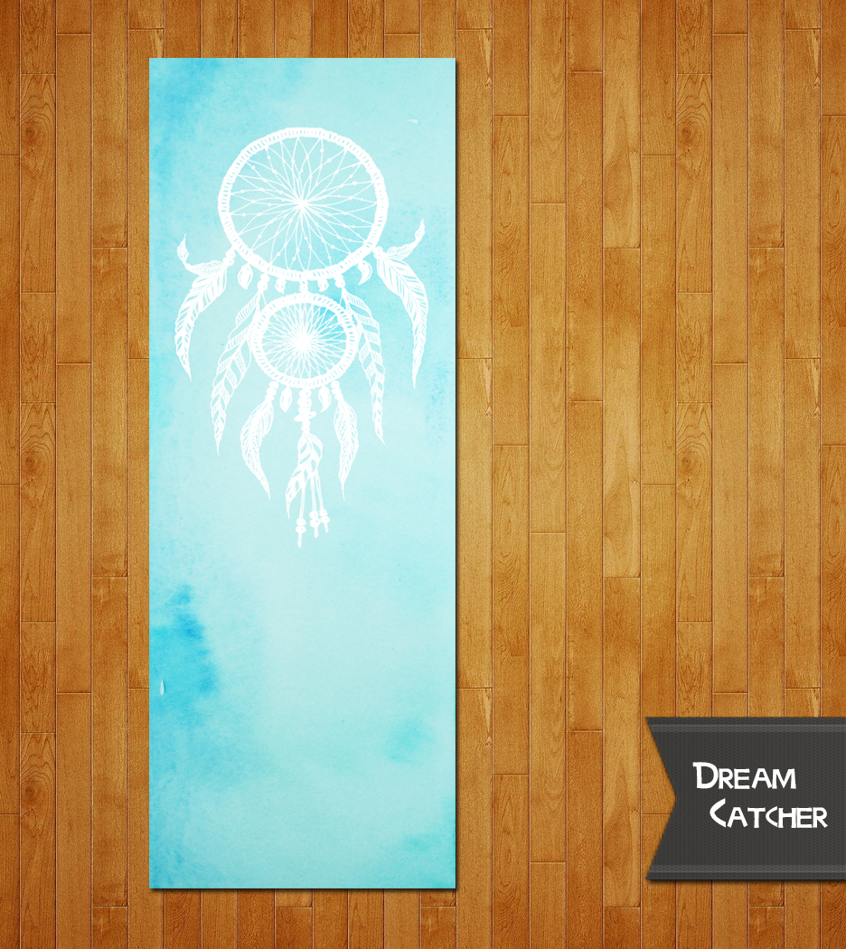 Dream Catcher Yoga Mat