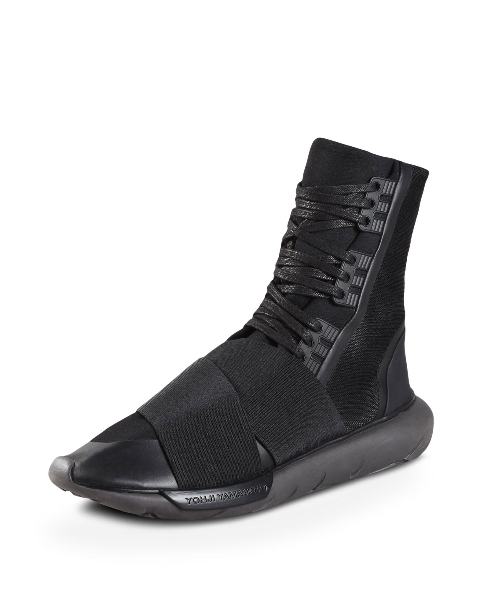 new style cc340 70124 Y-3 QASA BOOT SHOES man Y-3 adidas