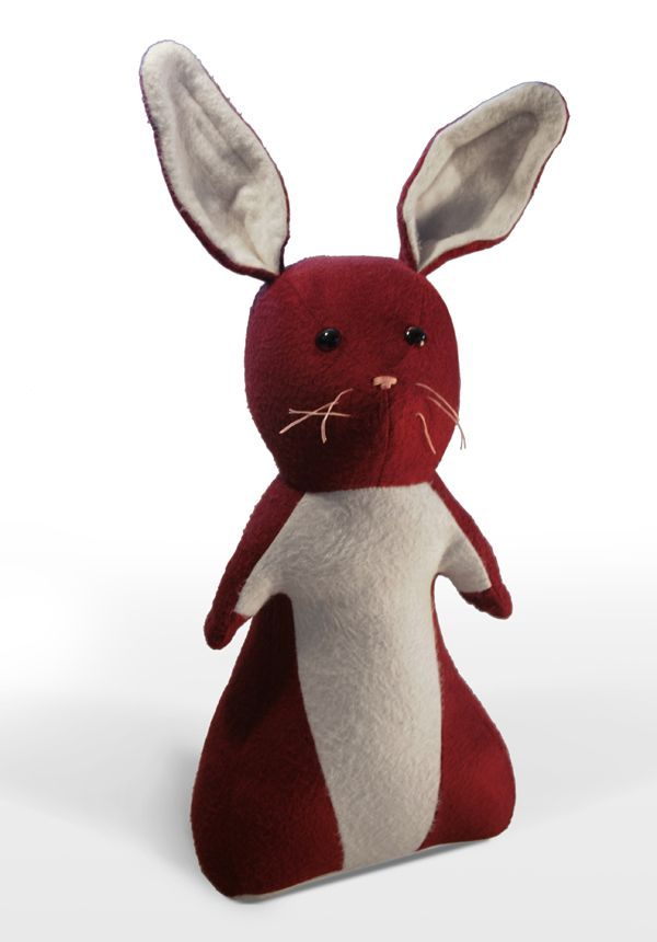 Velveteen Rabbit Sewing Pattern Choice Image - origami instructions ...