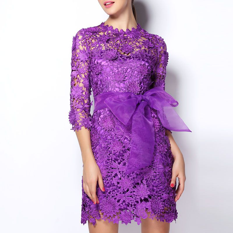 Fashion Big Eyelet Cord Embroidery Design Lace Wholesaler